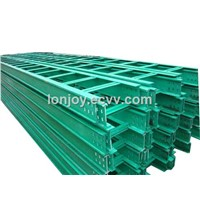 China cable tray, FRP cable tray with ladder type