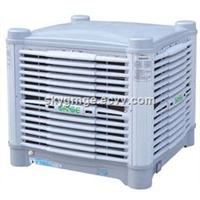 Industrial air cooler/evaporative air cooler