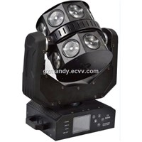 LED 16*12W Cree 4 In 1 Bulbs Double Unlimited UFO Moving Head Beam Light(MD-B049)