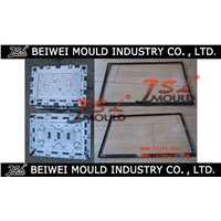LED TV front cover plastic mould