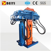 BEIYI hydraulic pile pulling machine sheet pile extractor
