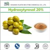 Natural Chinese Herbal Medicine Olea Europaea L. Hydroxytyrosol 20% Powder