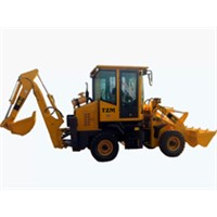 51hp rated power mini backhoe loader WZ25-12