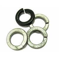 DIN127  Gr. B  Spring Washers with Black or Zinc