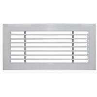 aluminum linear bar grille air ceiling diffuser sheet