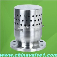 Vaccum Negative pressure safety valve