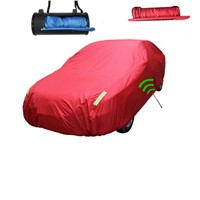 Indoor and outdoor auto car cover