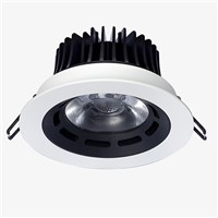 Adjustable Recessed Lighting/Commercial Indoor LED Lighting Fixtures 8W