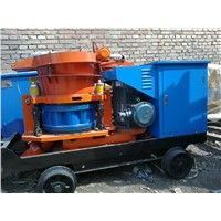 Wet Concrete Mortar Cement Spray Machine
