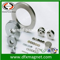 permanent rare earth ring neodymium magnets for sale