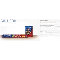 Grill foil Non-stick aluminum foil roll