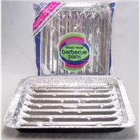 BBQ foil tray
