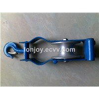 Cable black and tackle/ Cable tray