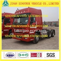 For Philippines Low Price SINOTRUK 371hp Howo 6x4 Tractor Truck
