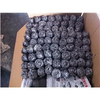 Top quality stainless steel scourer with best price