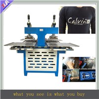 silicone label making machine for clothes/garment