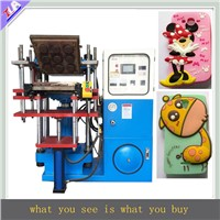 silicone phone case making/forming/pressing machine