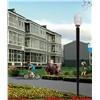 Garden lamp pole light pole