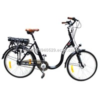 Electric City Bicycle Designed for the Old