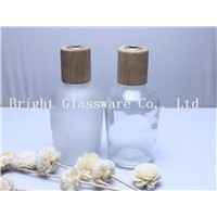Glass perfume bottle/ diffuse bottle, cosmetic bottle for sale
