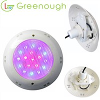 LED Vinyl Pool Light/LED Underwater Spa Lighting 19 W