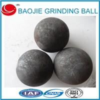 TANGSHAN BAOJIE Factory XIRUN BRAND hot rolled Grinding Balls for copper mining