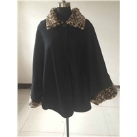 WOMEN'S FLEECE CAPE