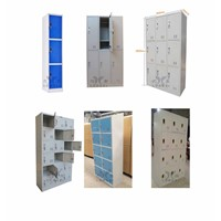 multi door metal locker