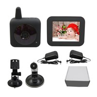 3.5 inch Wireless Digital Camera Baby Monitor for driving car