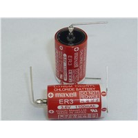 ER3 3.6V 1/2 AA Lithium thionyl chloride battery