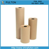 Food Grade Unbleached Natural Color Kraft Packaging Paper