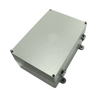 Outdoor Aluminum Electrical Enclosure