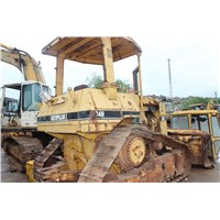 USED ORIGINAL CAT D4H BULLDOZER, CATERPILLAR D4H BULLDOZER FOR SALE