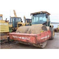 USED ORIGINAL DYNAPAC CA602 ROAD ROLLER, ROAD ROLLER FOR SALE