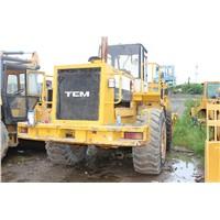USED ORIGINAL TCM 870 WHEEL LOADER/USED TCM WHEEL LOADER FOR SALE