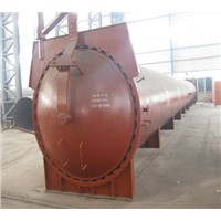autoclave kettle steaming for aerated concrete,sand lime brick and coal-dust brick