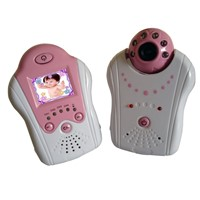 security wireless baby monitor with 1.5'' TFT LCD