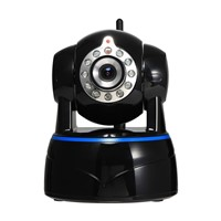 1.0 Mega Plug and Play indoor PZT IP Camera