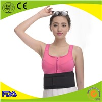 Hot selling natural heating medical waist support band