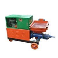 Machine for Spraying Cement KSP-311/Cement Spraying Machine/Mortar Spraying Machine