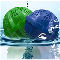 Mineral laundry washing ball