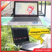 Anti-spy screen protector for laptop for all size