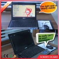 Privacy screen film protector for laptop and Notebook