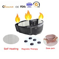 Self Heating Magnetic Slimming Back Support Belt