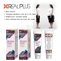 Slimming Cream Real Plus Fat Burning Cream For Loss Weight Magic Effect