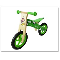 Wooden Baby Balance Bicycle  Bike