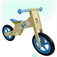 Wooden Baby Bike Kid Bicycle