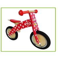 Wooden Children Bicycle