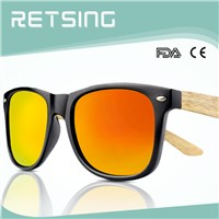 Hot Sale Low Price in Stock Bamboo PC Sunglasses