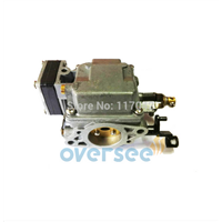 oversee outboard carburetor assy For Yamaha 9.9HP 15HP 2 Stroke Outboard Engine 63V-14301-00